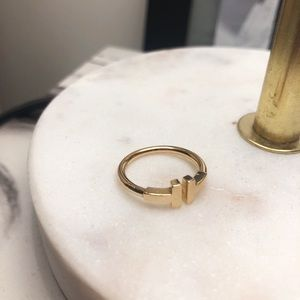 Tiffany &Co t wire ring make me an offer!